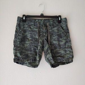 Union Bay Camo Cargo Shorts